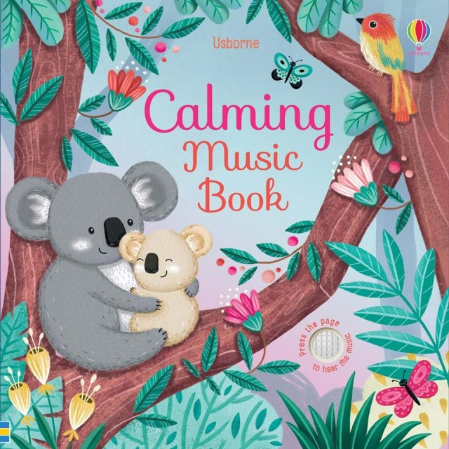 CALMING MUSIC BOOK (Muzikinė knygelė)