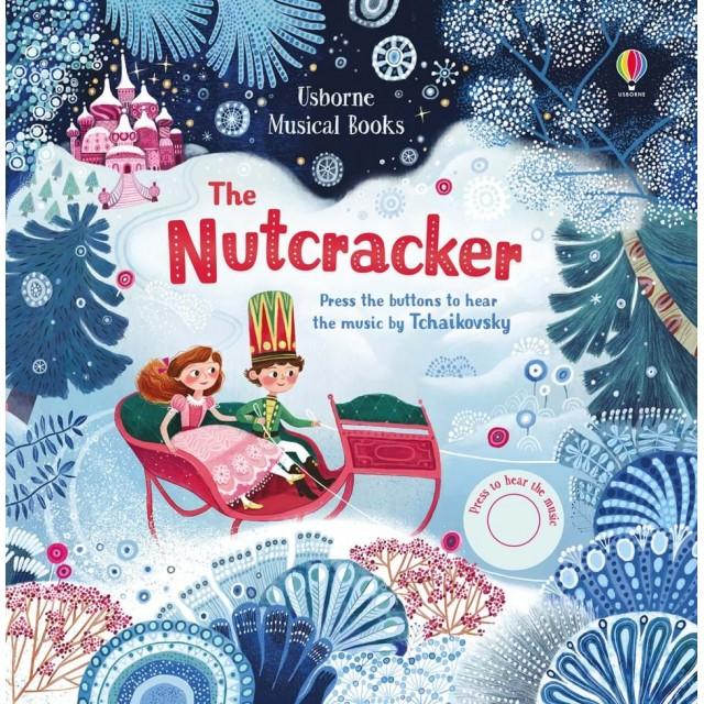 THE NUTCRACKER (Muzikinė knygelė)